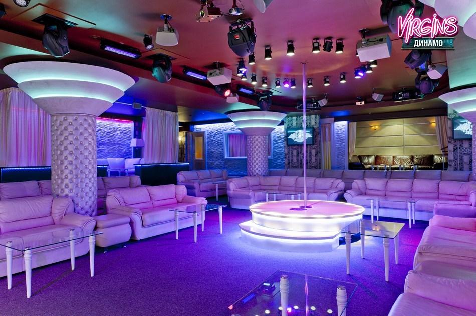 Порно в русском клубе в москве 141