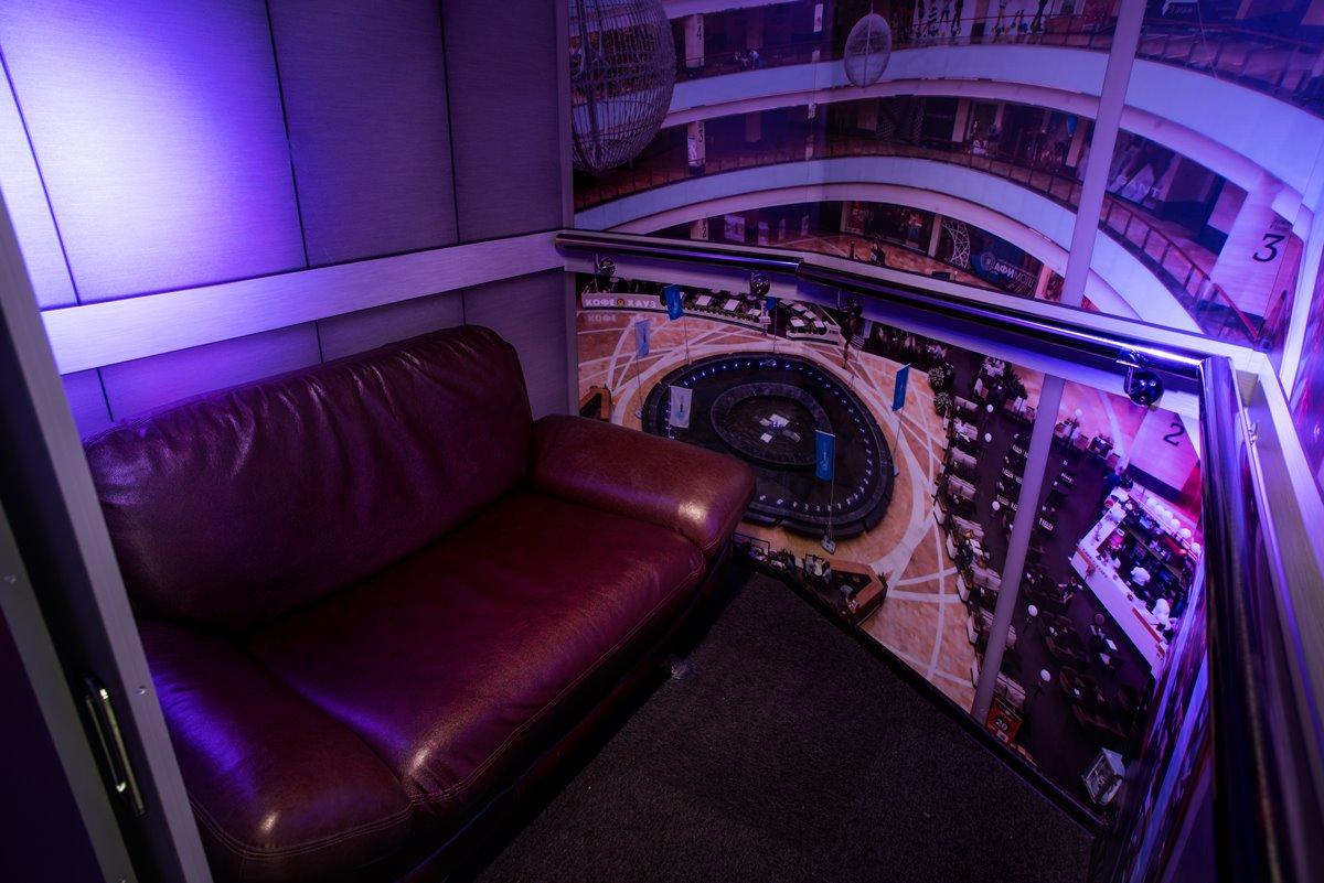 Новые приватные комнаты